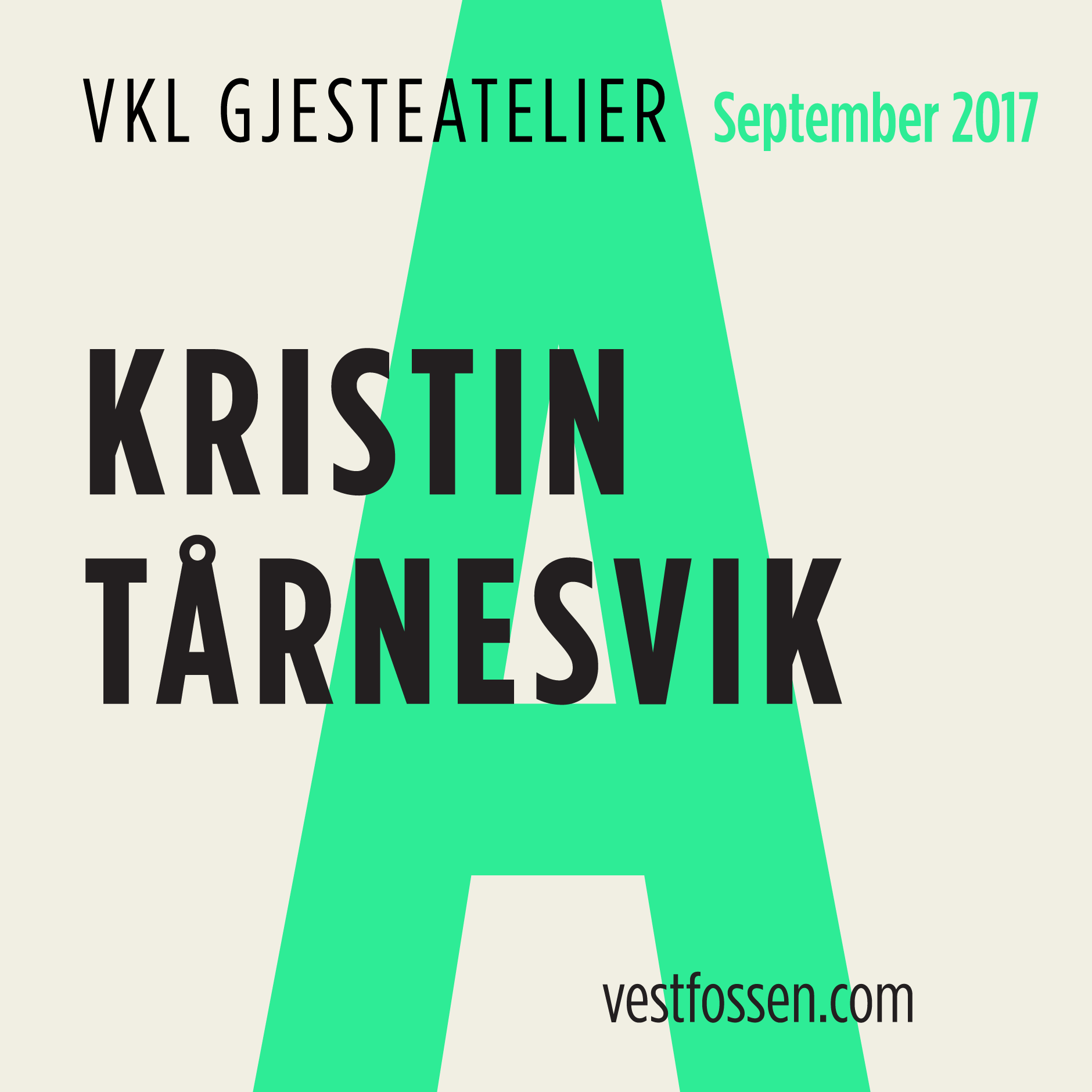 5 VKL Gjesteatelier 2017 september